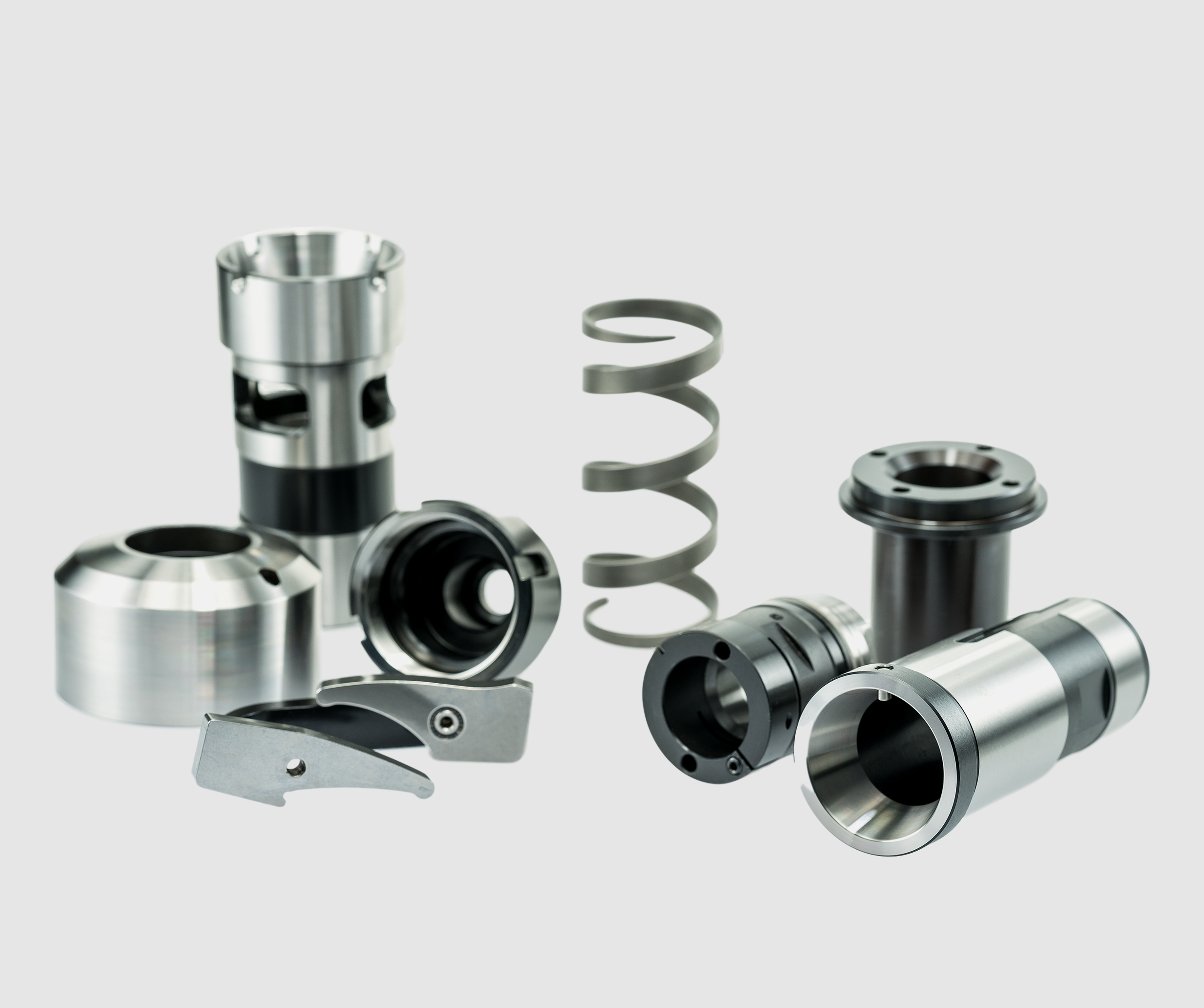 Spindle Attachments
